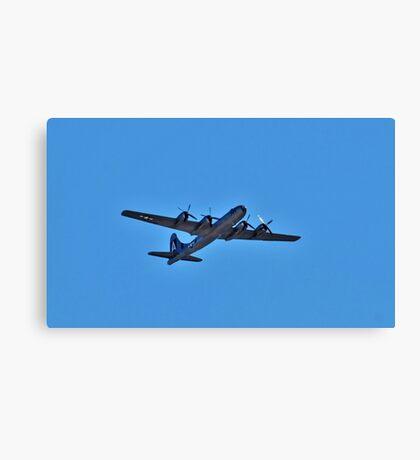 B 29 Super Fortress Canvas Print