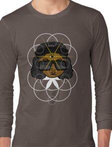 THREE EYEZ Long Sleeve T-Shirt