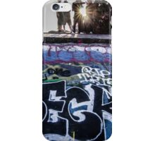 """Everyday We Burnin' Not Concernin'"" iPhone Case/Skin"