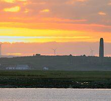 Scattery Island by John Quinn