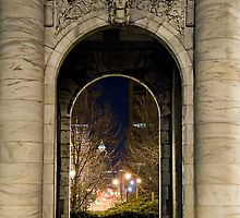 Carnegie Arch by Scott Moore