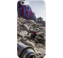 Contraband Clan iPhone Case/Skin