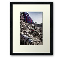 Contraband Clan Framed Print