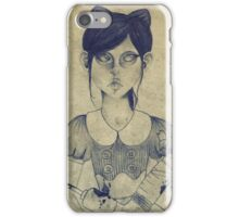 Little Sister iPhone Case/Skin