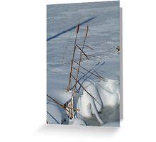Wind Dancers Greeting Card