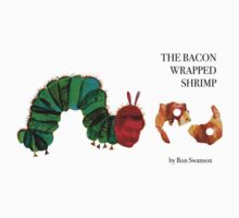 The Bacon Wrapped Shrimp T-Shirt