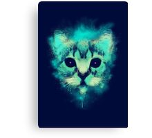 Cosmic Cat Canvas Print