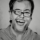 Alan Carr by Smogmonkey
