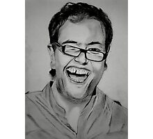 Alan Carr Photographic Print