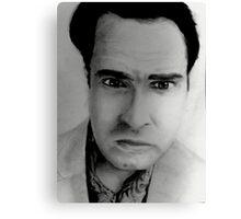 Jimmy Carr Canvas Print