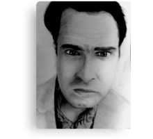 Jimmy Carr Canvas Print