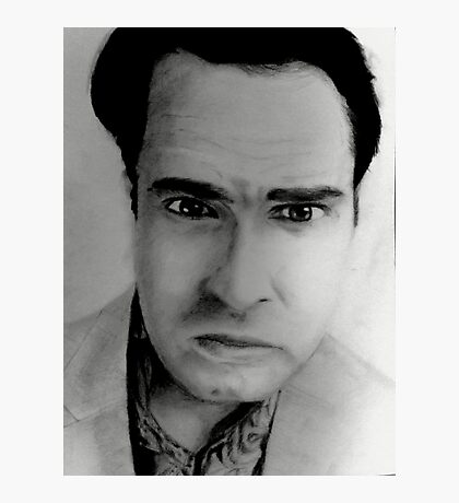 Jimmy Carr Photographic Print