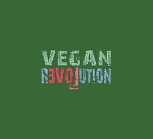 VEGAN EVOLUTION in Love by fuxart