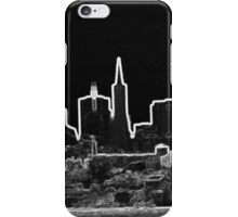 San Francisco and Alcatraz iPhone Case/Skin
