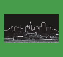 San Francisco and Alcatraz Kids Clothes