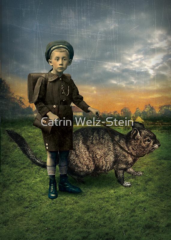 After school by Catrin Welz-Stein