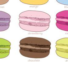Which macaron are you? Sticker