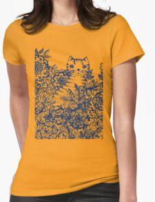 Garden Cat Doodle T-Shirt