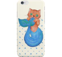 Merkitten Life Lesson #14 - You are NOT your food iPhone Case/Skin