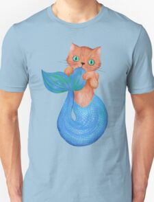 Merkitten Life Lesson #14 - You are NOT your food Unisex T-Shirt