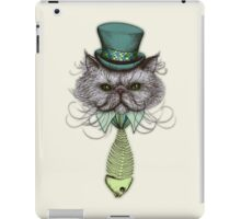 Not Your Average Cat iPad Case/Skin