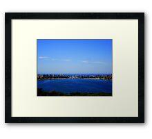 Manly, Sydney, Australia  Framed Print