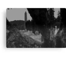 Glendalough Canvas Print