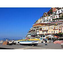 Positano, Amalfi Coast, Italy Photographic Print