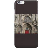 Beautiful Church in Bayeaux France iPhone Case/Skin