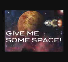 Give me some space! by Peter Krause