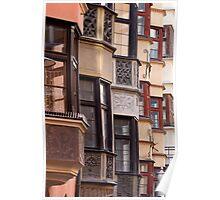 Urban Views I Poster