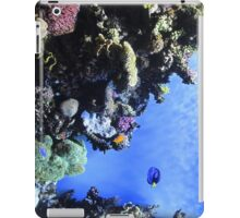 Tropical Fish and Coral iPad Case/Skin