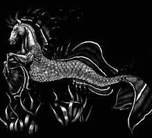 Hippocampus II by SMorrisonArt