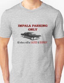 Impala Parking Only! Unisex T-Shirt