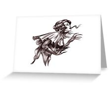 Witch - 5 Greeting Card