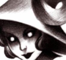 Witch 2 Sticker