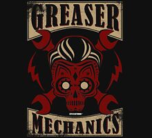 Rockabilly Greaser Mechanics Vintage Design | Classic Unisex T-Shirt