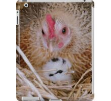 My Little Fluff Ball - Hen & Chick NZ iPad Case/Skin