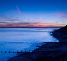 Cobalt Sunrise by Carl Osbourn