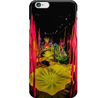 Chihuly's Blown Glass (Part III) iPhone Case/Skin