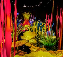Chihuly's Blown Glass (Part III) Sticker