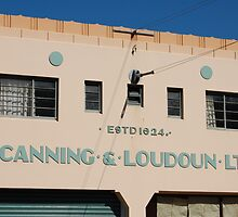 Canning & Loudoun Ltd (Napier) by DecoGirl