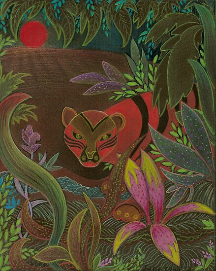Predator at Dusk by judecowell