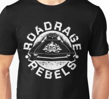 Roadrage Rebels - Death Proof Inspired Design Unisex T-Shirt