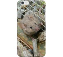 Help Me - I'm Stuck - Mouse - NZ iPhone Case/Skin