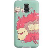 Jelly heart Samsung Galaxy Case/Skin