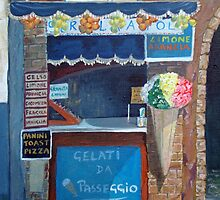 Gelateria by Carole Russell