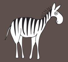 Zebra Tee Kids Clothes