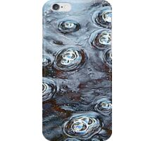 The water dance iPhone Case/Skin