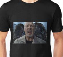 Birdman - Michael Keaton Digital Portrait  Unisex T-Shirt